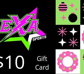 EXA Gift Card