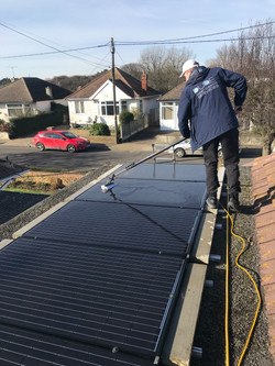 Solar Panel Cleans in thanet