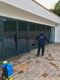 Property window clean