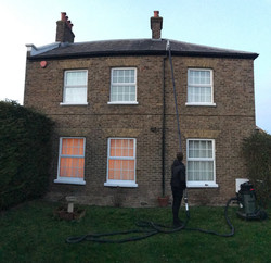 Gutter clearance residential
