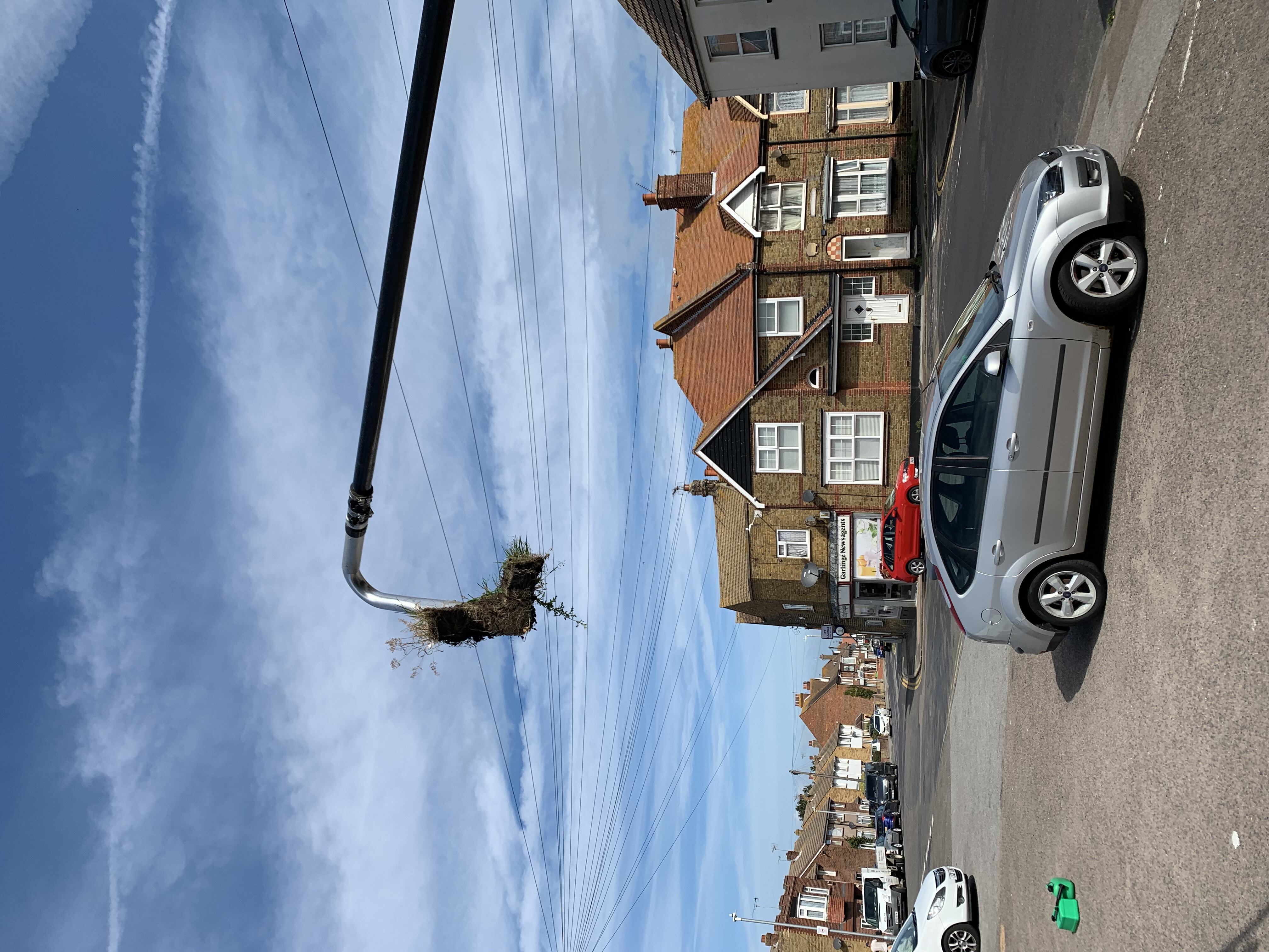 Gutter clearing in Kent