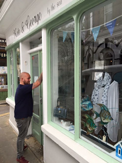 commercial window cleaning in thanet