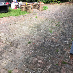Pressure cleaning service Kent