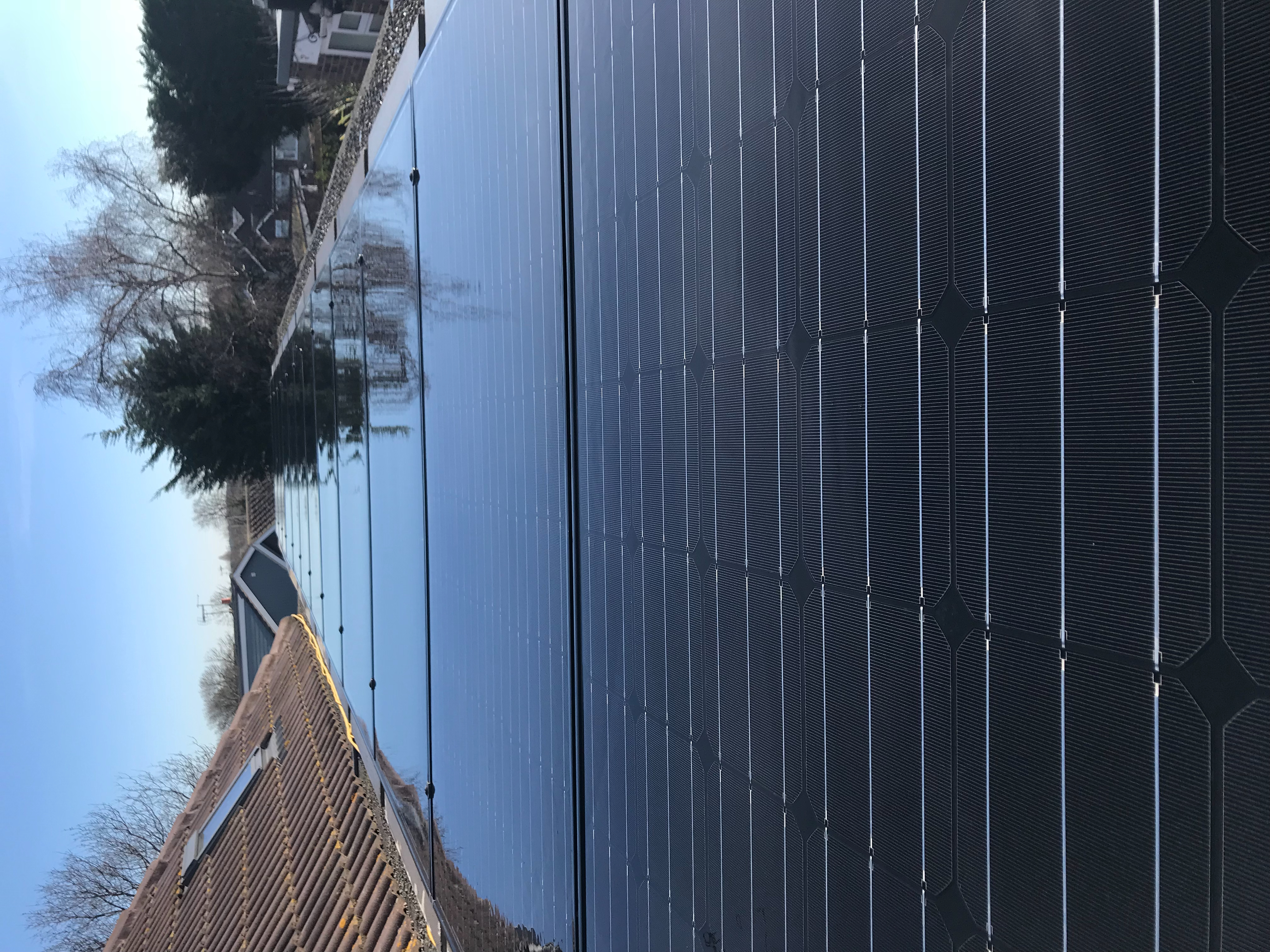Solar Panels After