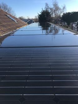 Solar Panels After