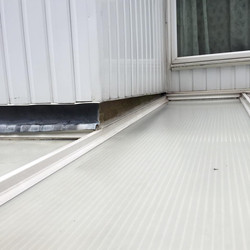 roof cleaner after