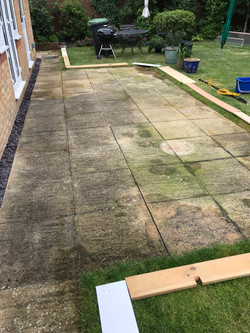Pressure washing in Thanet