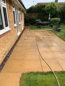 Pressure wash service in Thanet