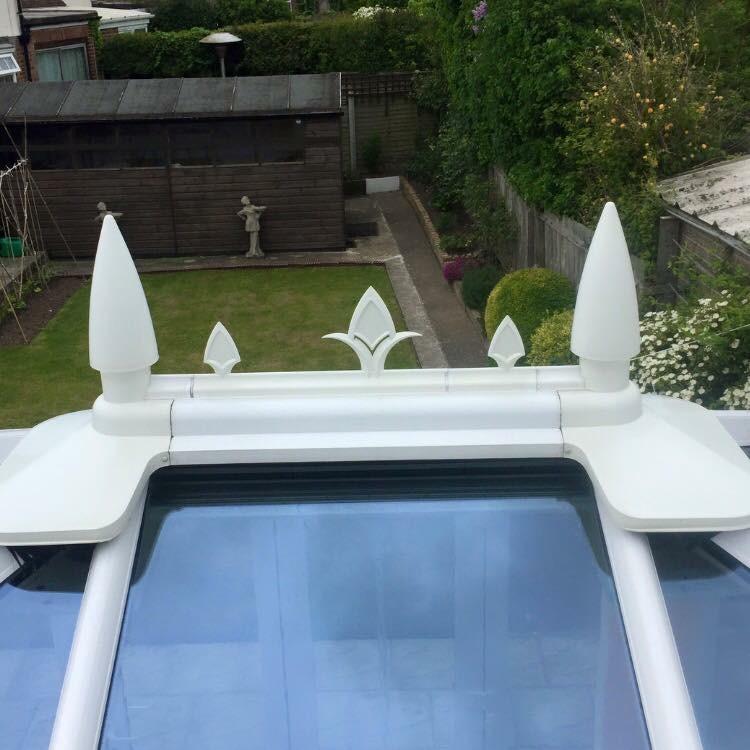 Roof Details After