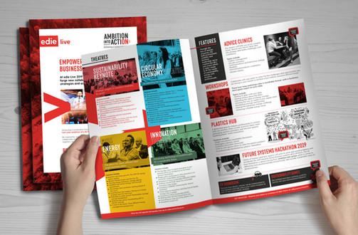 Brochure/digital flyer