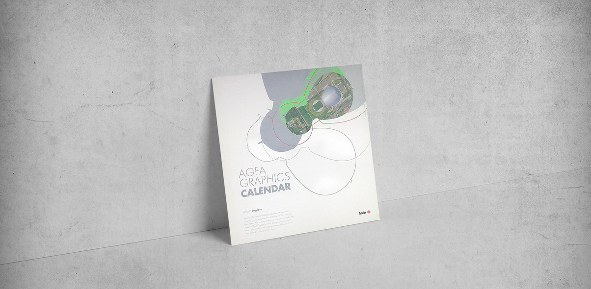 Cover vipkalender Agfa Graphics