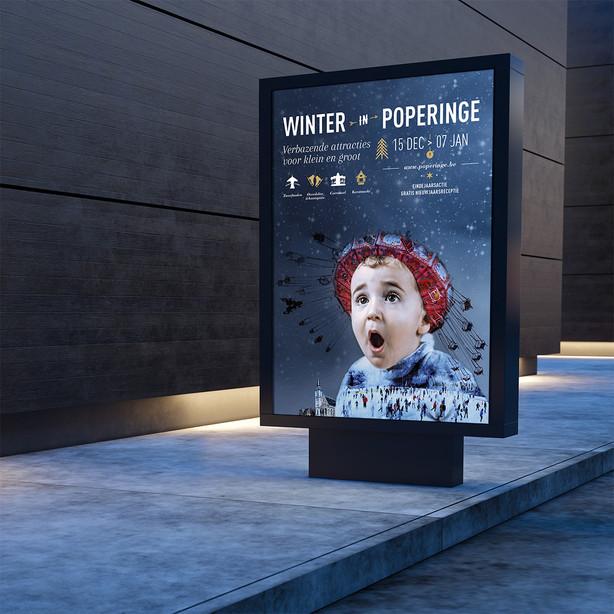 Winter in Poperinge '17
