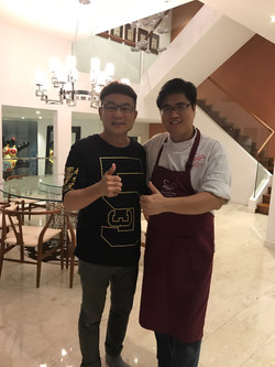 With Jack Neo