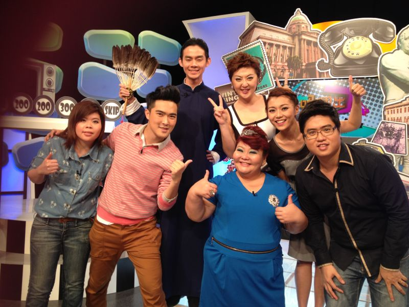 MediaCorp's Channel U
