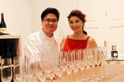 With Chen Xiu Huan