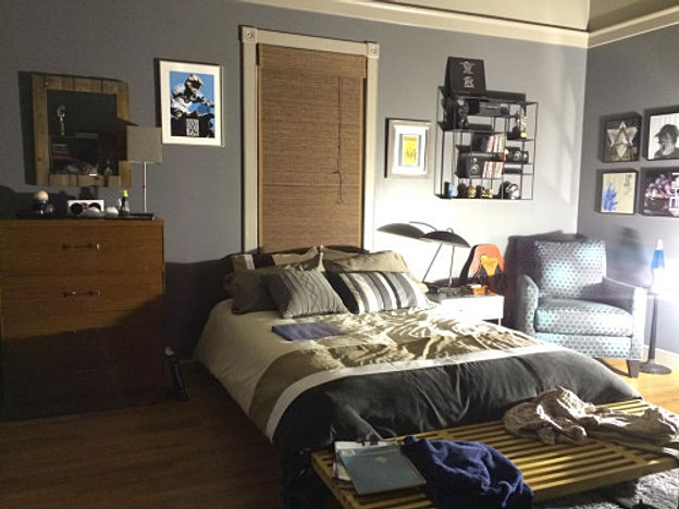 An undated image of the Scott s Bedroom set at Teen Wolf HQ in Northridge   California provided by Teen Wolf Official. Teen Wolf News This Week in Pictures