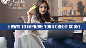 5 Ways To Improve Your Credit Score