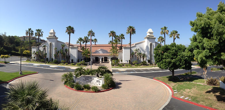 Church in Aliso Viejo