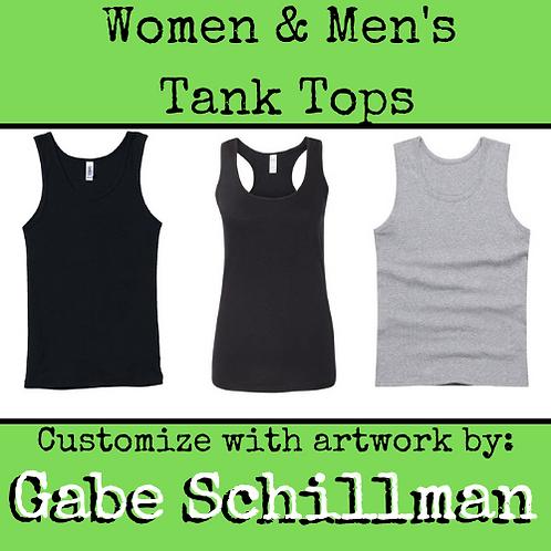Women & Men's Tank Tops