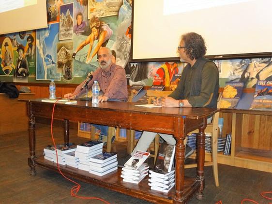 Presentación en Madrid y reseña de Conchi Moya