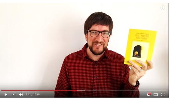 Reseña en el videoblog de José Miguel Tomasena