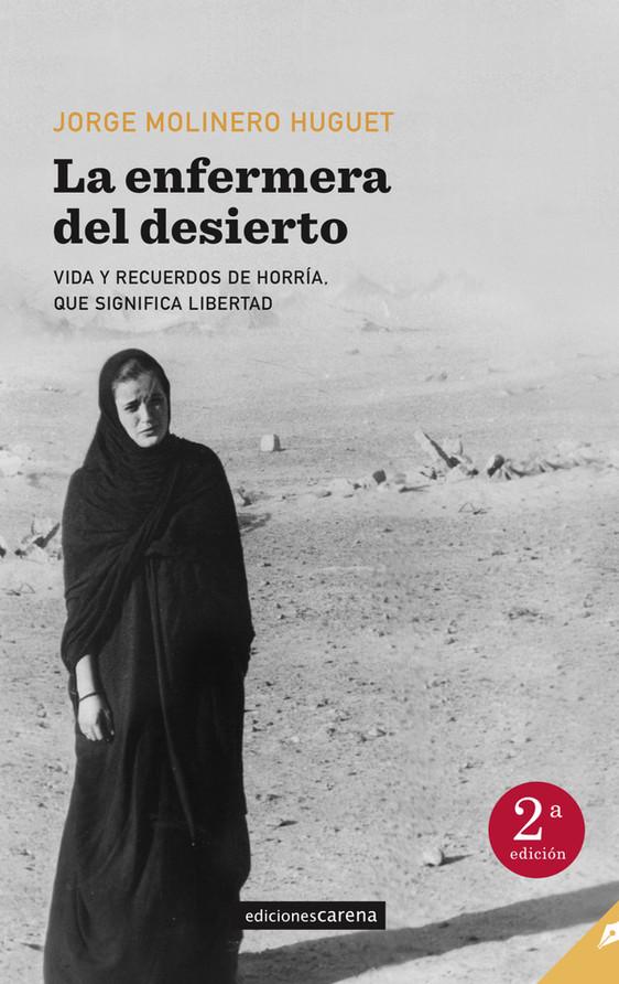 ¡Segunda edición de La enfermera del desierto!