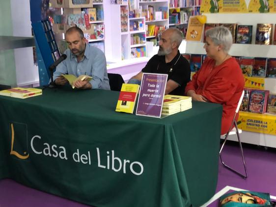 Presentación en Logroño