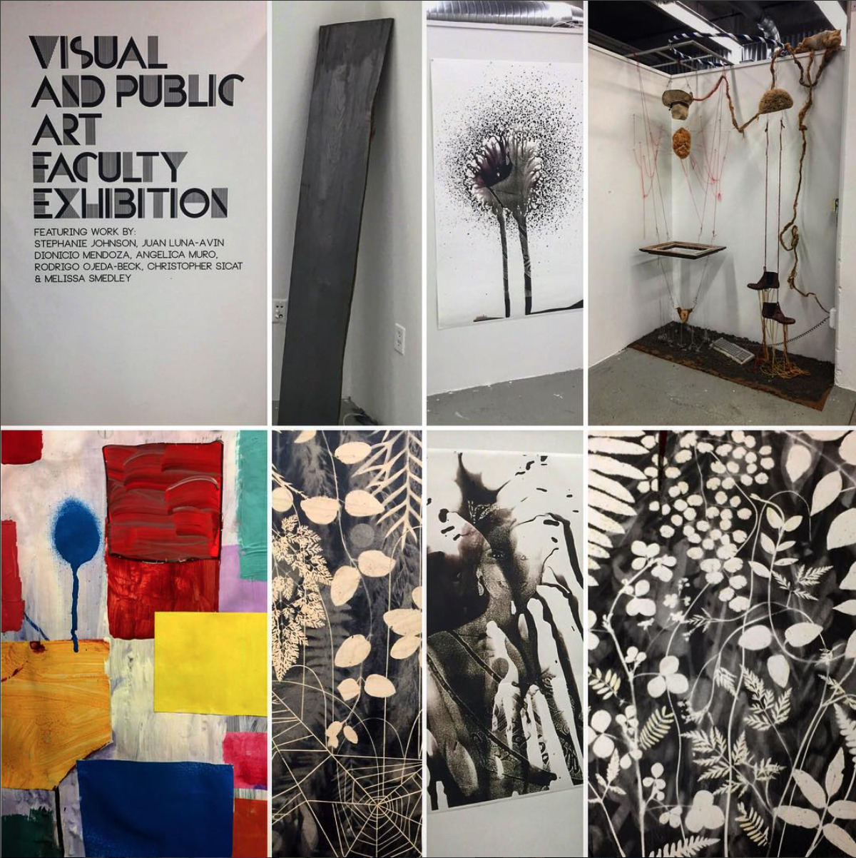120. VPA Faculty Exhibition_