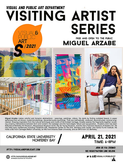 spring 2021 visiting artists series-Migu