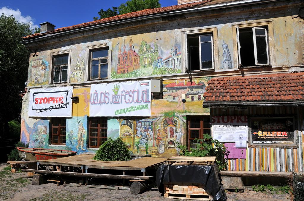 Gallery, The Republic of Užupis