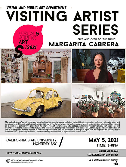 spring 2021 visiting artists series-Marg