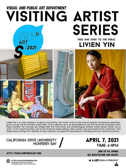 spring 2020 visiting artists series-Livi
