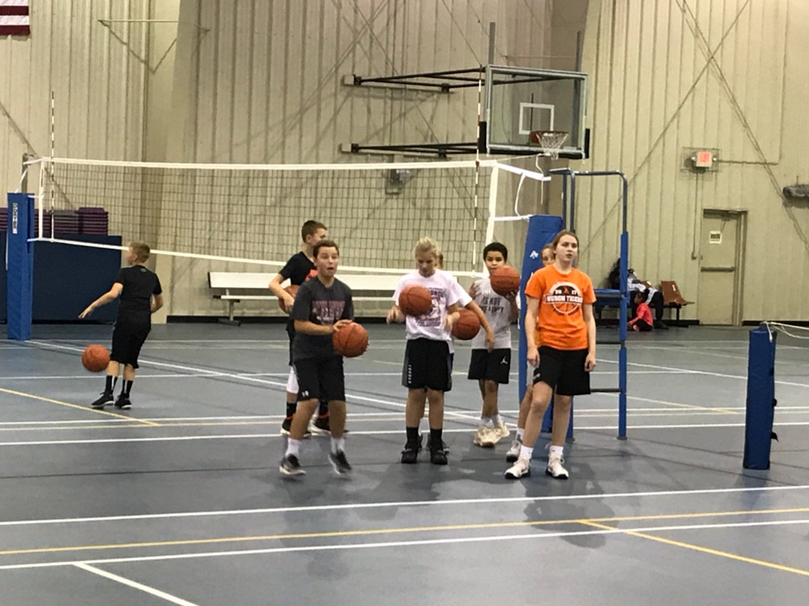 6th - 9th BASKETBALL WORKOUTS