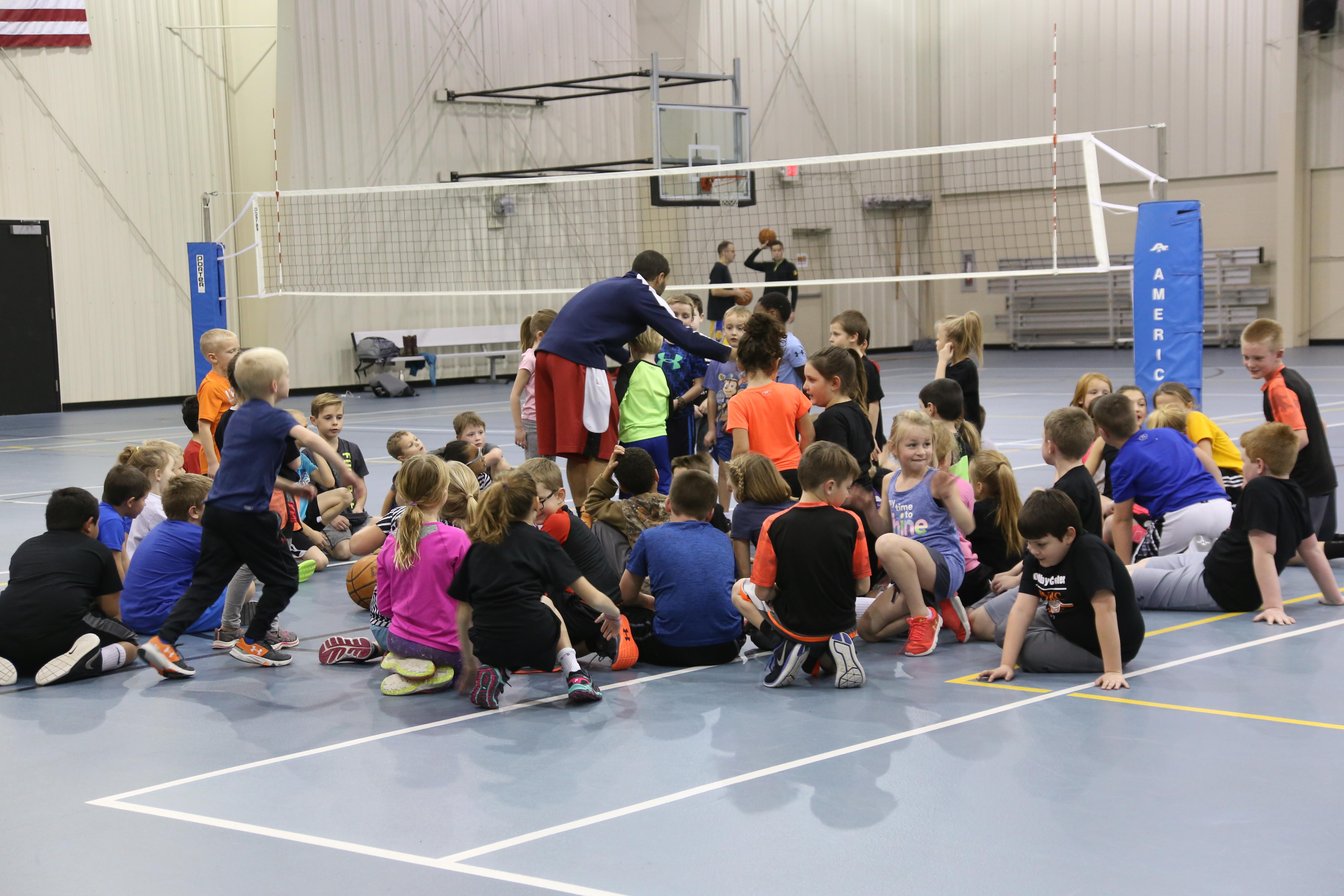 K - 5th Grade Basketball Skills Academy