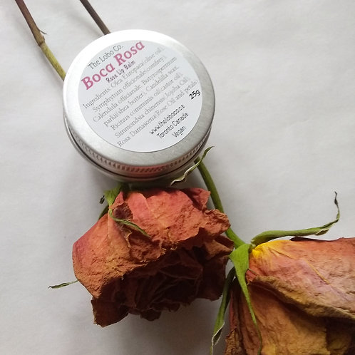 Boca Rosa - Rose Lip Balm