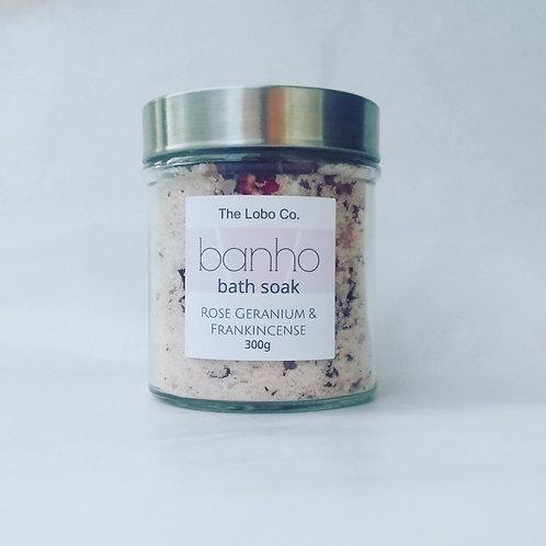 Banho Bath Soak