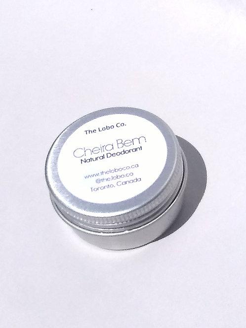 Cheira Bem Natural Deodorant