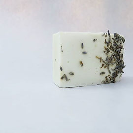 Our french lavender soap in all her glor