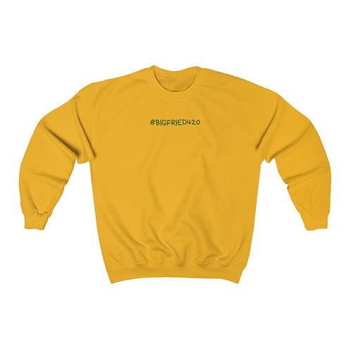 """BIG FRIED"" Crewneck Sweatshirt"