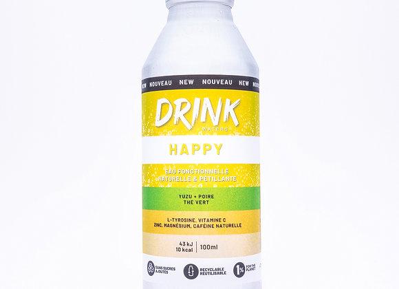 DRINK WATERS HAPPY x 12