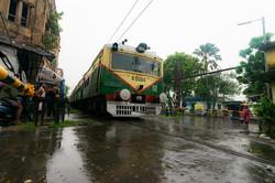 Circular route train, Kolkata