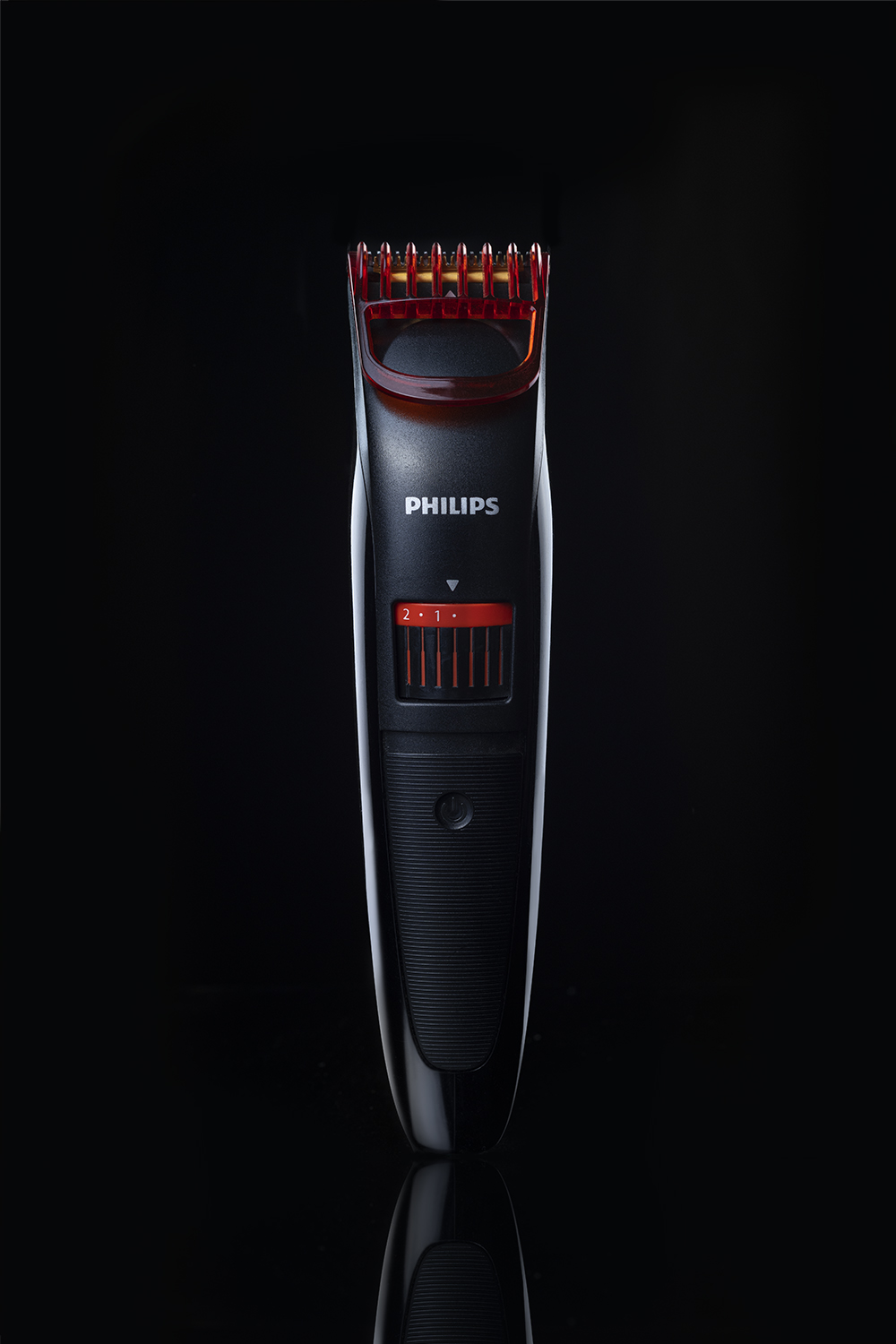 Philips Trimmer front view