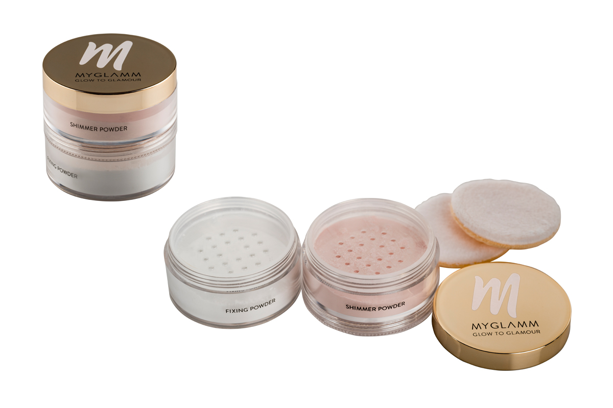 MyGlamm Glow and Shimmer