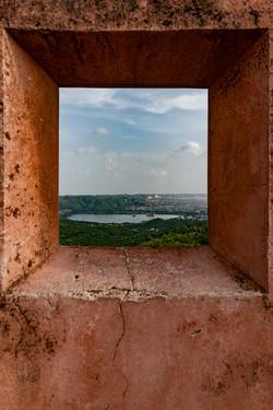 View from Jaidev Fort, Jaipur