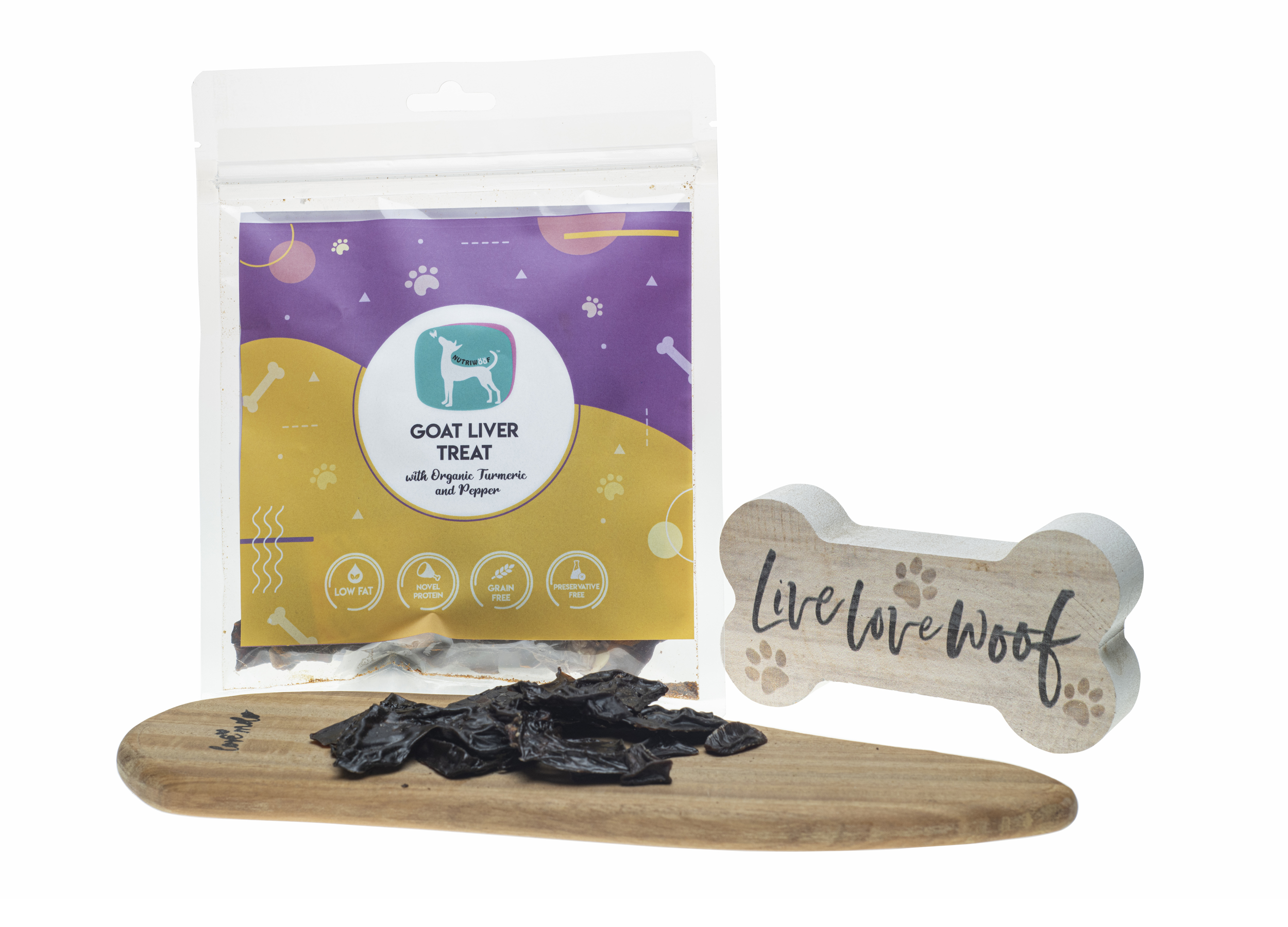 Nutriwoof products