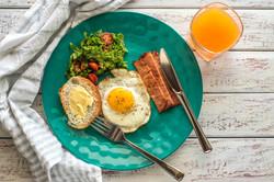 Egg & Ham