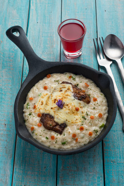 Glocal Junction: Rice Conjee Rissoto