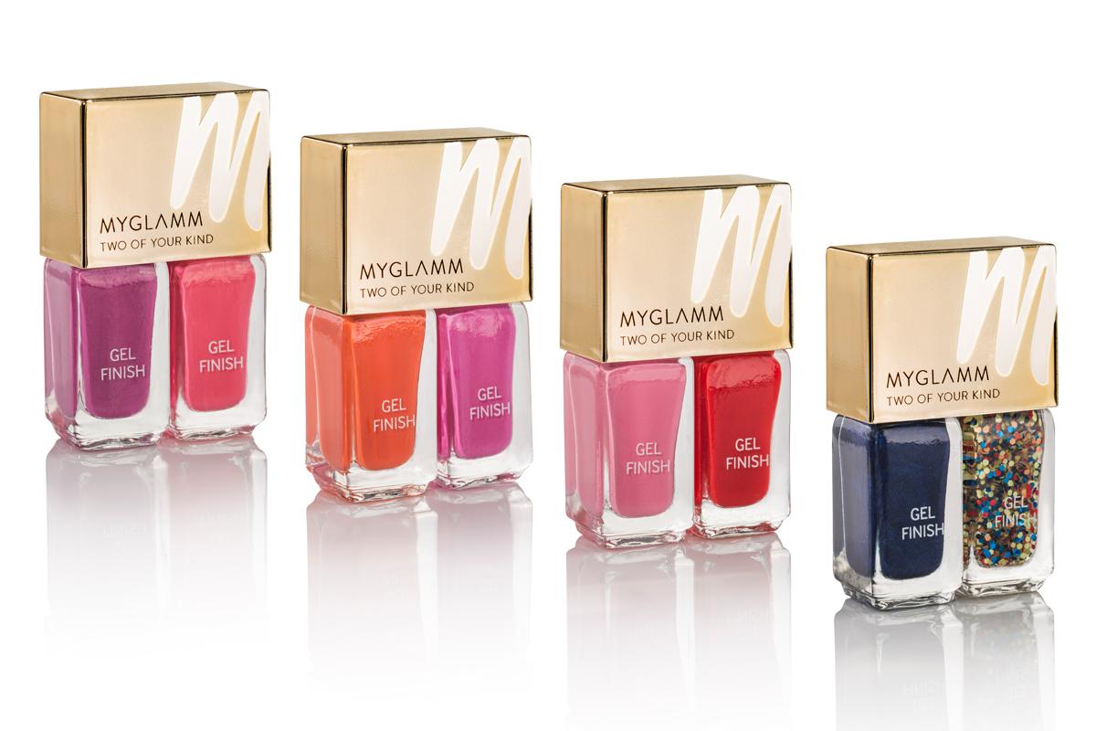 MyGlamm Nail Colour