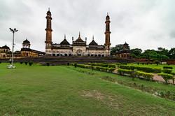 Mosque at Bara Imambara