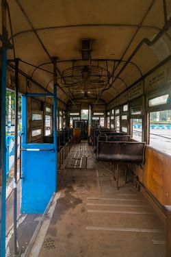 Tram bogey, Kolkata
